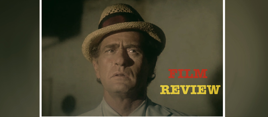 Film Review:  The Night Strangler (TV Movie 1973) The Cost of Carl Kolchak's Genuine Journalism