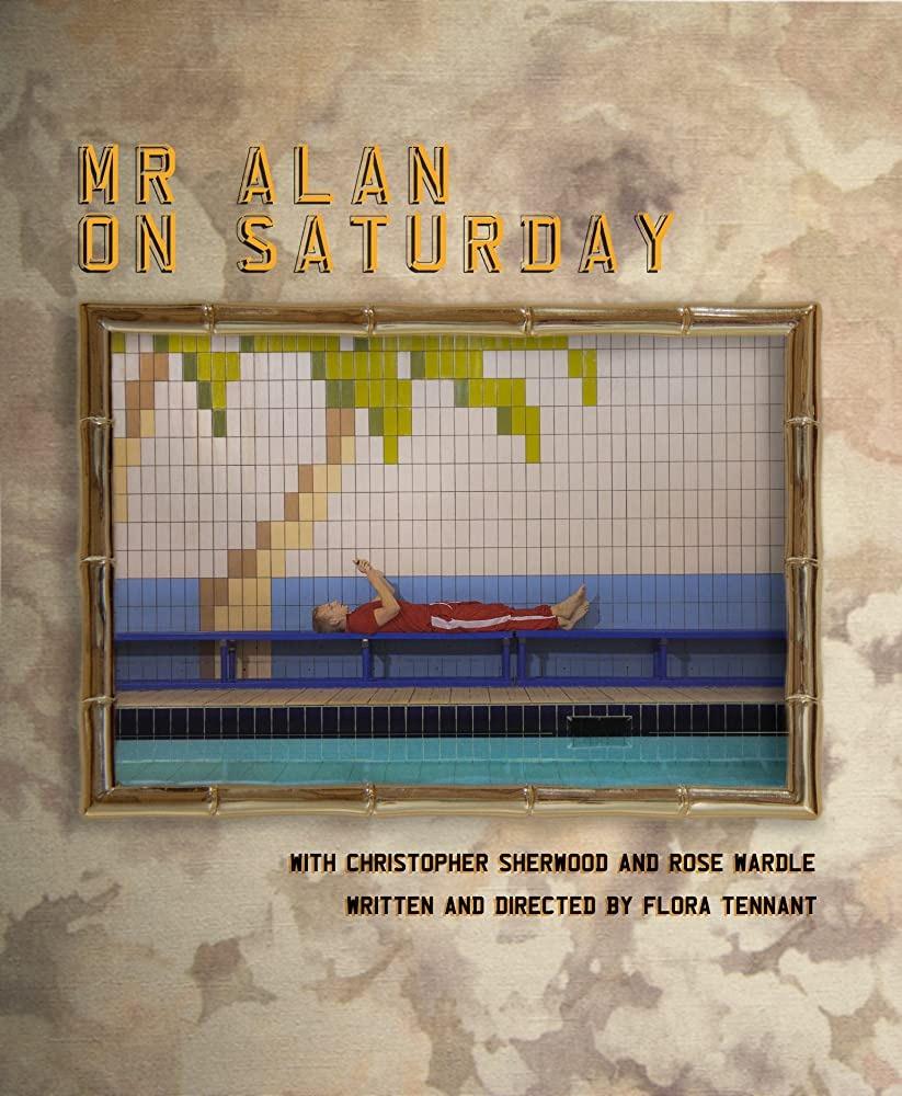 Mr Alan on Saturday movie poster