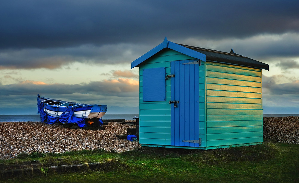 Poema de una casita de playa en panamá