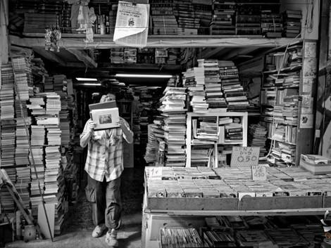 Τα παλαιοβιβλιοπωλεία