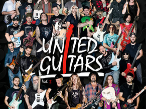 UNITED GUITARS : volume 2