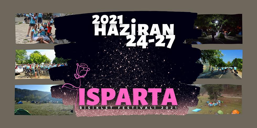 TIEBFest 2021 | Isparta Bisiklet Festivali / Kesin Kayıt