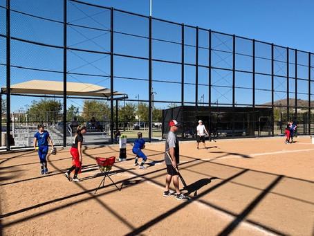 TDR & SoCal Breakers Brunetti-Cascio...Softball Sisters