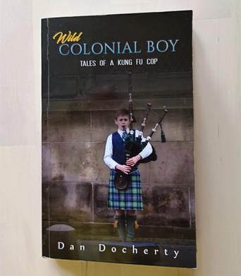 Book Review:  Wild Colonial Boy