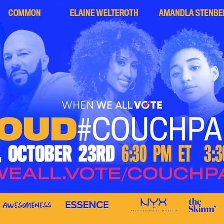 """Why We Vote """"Couch Party"""" Review"""