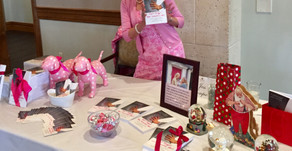 Wonderful Book Signing for Breast Cancer Awareness! Thank You to All Who Attended!