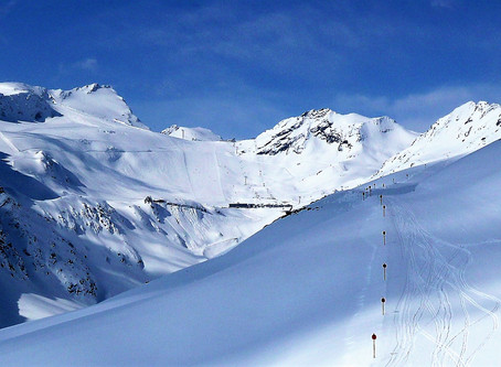 My Favourite Ski Runs In Tirol IV: The World Cup slope, Sölden