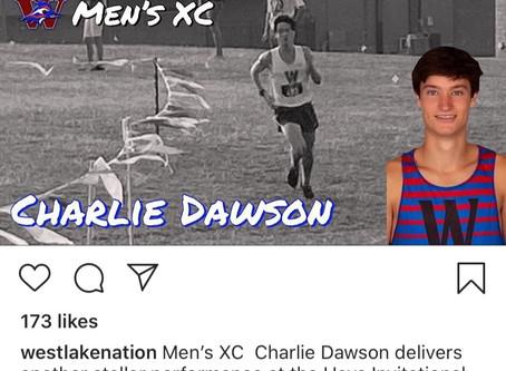 Charlie Dawson Silver Finish