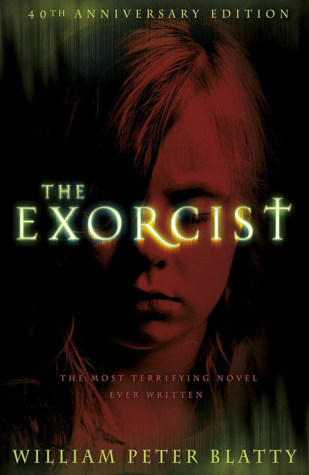 The Exorcist by William Peter Blatty : the book slut book reviews thrillers thebookslut