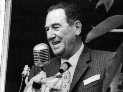 """Perón já matou a questão do """"Estado vs Mercado""""!"""
