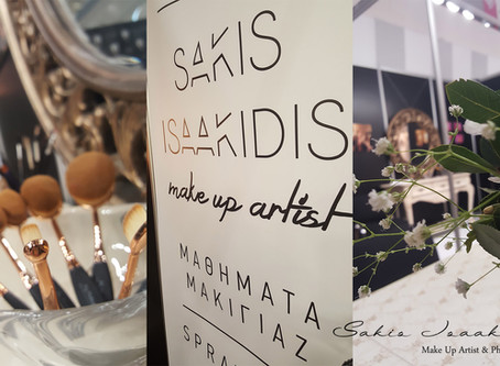 EXPO WEDDING 2019 * 2nd Day * Bridal moments @ Sakis Isaakidis περίπτερο 53