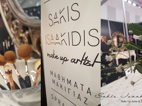 EXPO WEDDING 2019 * 2nd Day * Bridal moments @ Sakis Isaakidis περίπτερο 53