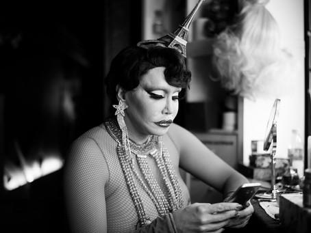"""""""Allanah Starr"""" au Manko Cabaret à Paris"""