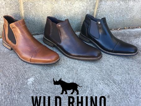 澳洲Wild Rhino領先男士休閒鞋履品牌。全館最高五折起