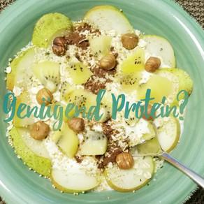 Pflanzliche Proteine punkten kraftvoll     💪 #vegan#pflanzliche Proteine#got protein