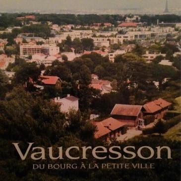 Offrez-vous un livre sur Vaucresson !