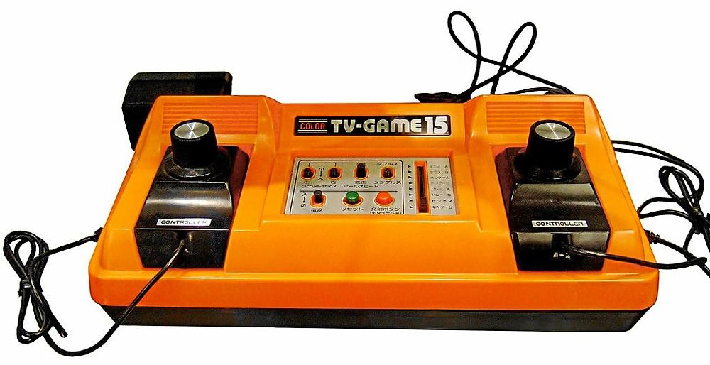 Colour TV-Game 15