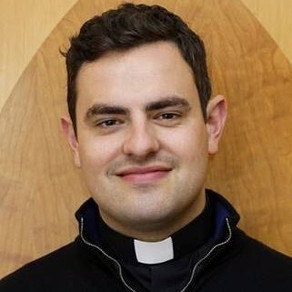 Interview of Father David Vard,  priest from Portlaoise, Ireland