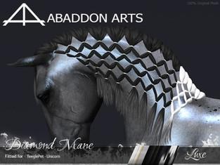 ABADDON ARTS - Diamond Mane