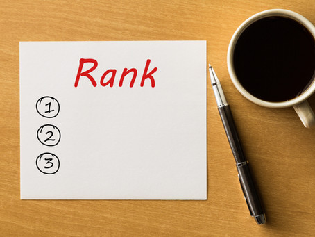 Tales From The Trail: Finalizing Your Residency Rank List