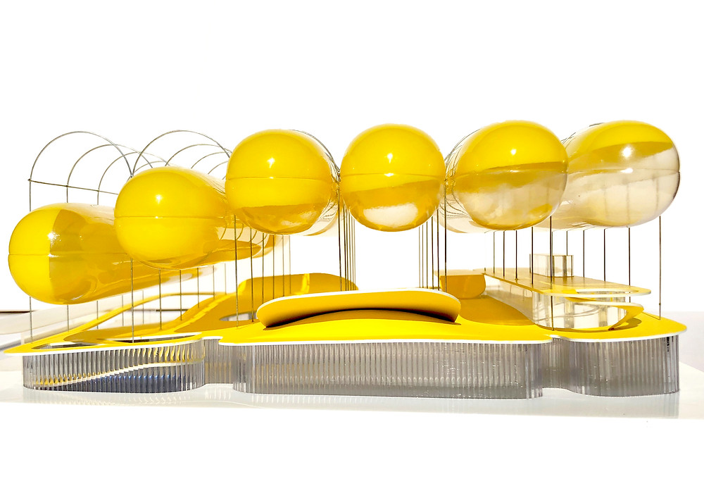 İspanya'nın EXPO 2020 Fuar Pavilyonu