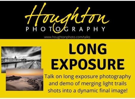 Joe Houghton - Long exposure 10th September @ 07:30 pm on Zoom