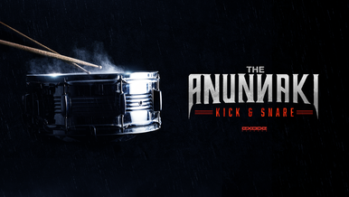 The Anunnaki - Kick & Snare [OUT NOW!]