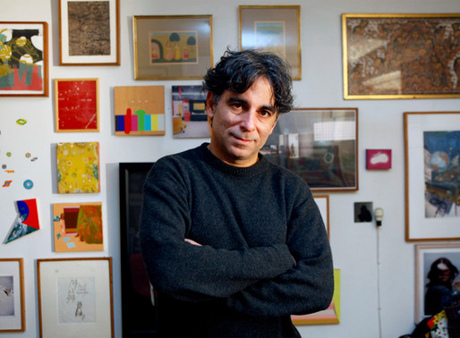 "Omar López- Chahoud: ""an art fair gives an opening to the world of what is happening in Chile"""