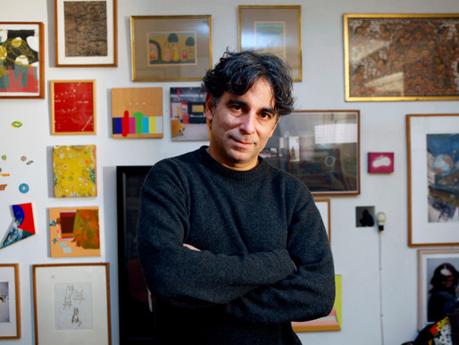 """Omar López- Chahoud: """"an art fair gives an opening to the world of what is happening in Chile"""""""