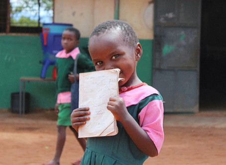 We're building a new school in Kenya ... and we'd like you to be part of it
