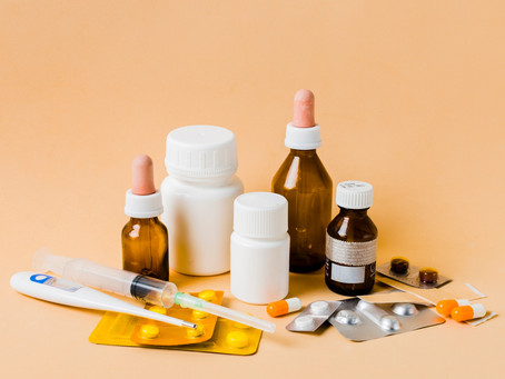 Waste Medicines at Home: How to Deal With them?