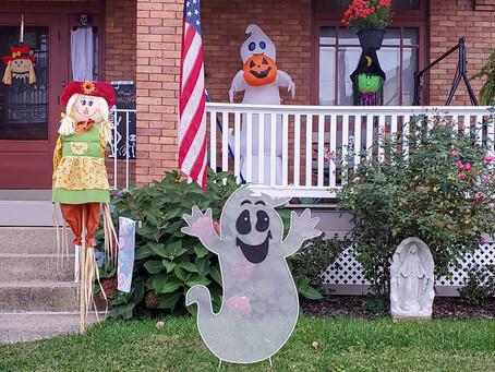 Spooky Cheviot