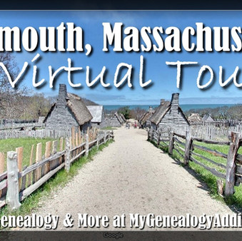 Virtual Tour of Plimouth Plantation in Plymouth, Massachusetts