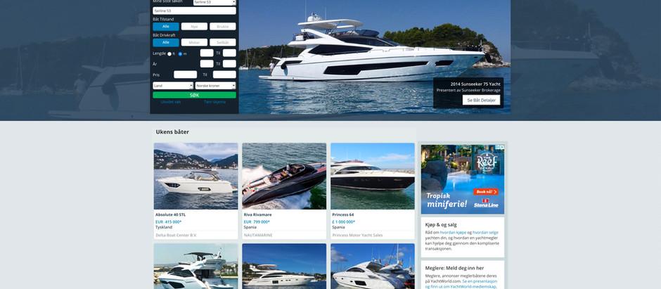 Kjøpe båt i utlandet