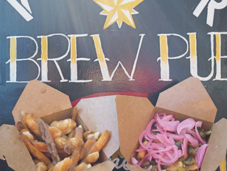 Poutine Pop-Up on the Hill