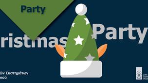 Χριστουγεννιάτικο party 2ου Συστήματος Προσκόπων Μοσχάτου