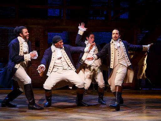 Hamilton: rap en la platea de Broadway