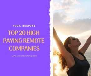 100% Remote! Top 20 legit companies that pay $16 per hour (or more) to work from home
