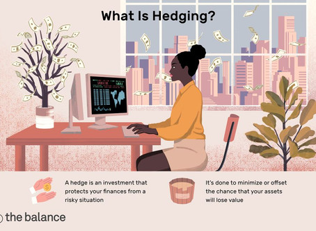 Hedge what?