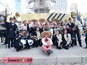Carnaval de México 2019