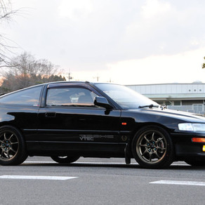 Jomon's CRX-R Part 5 - Finishing up: Exterior & Driving Experience.  VIDEO LIVE!