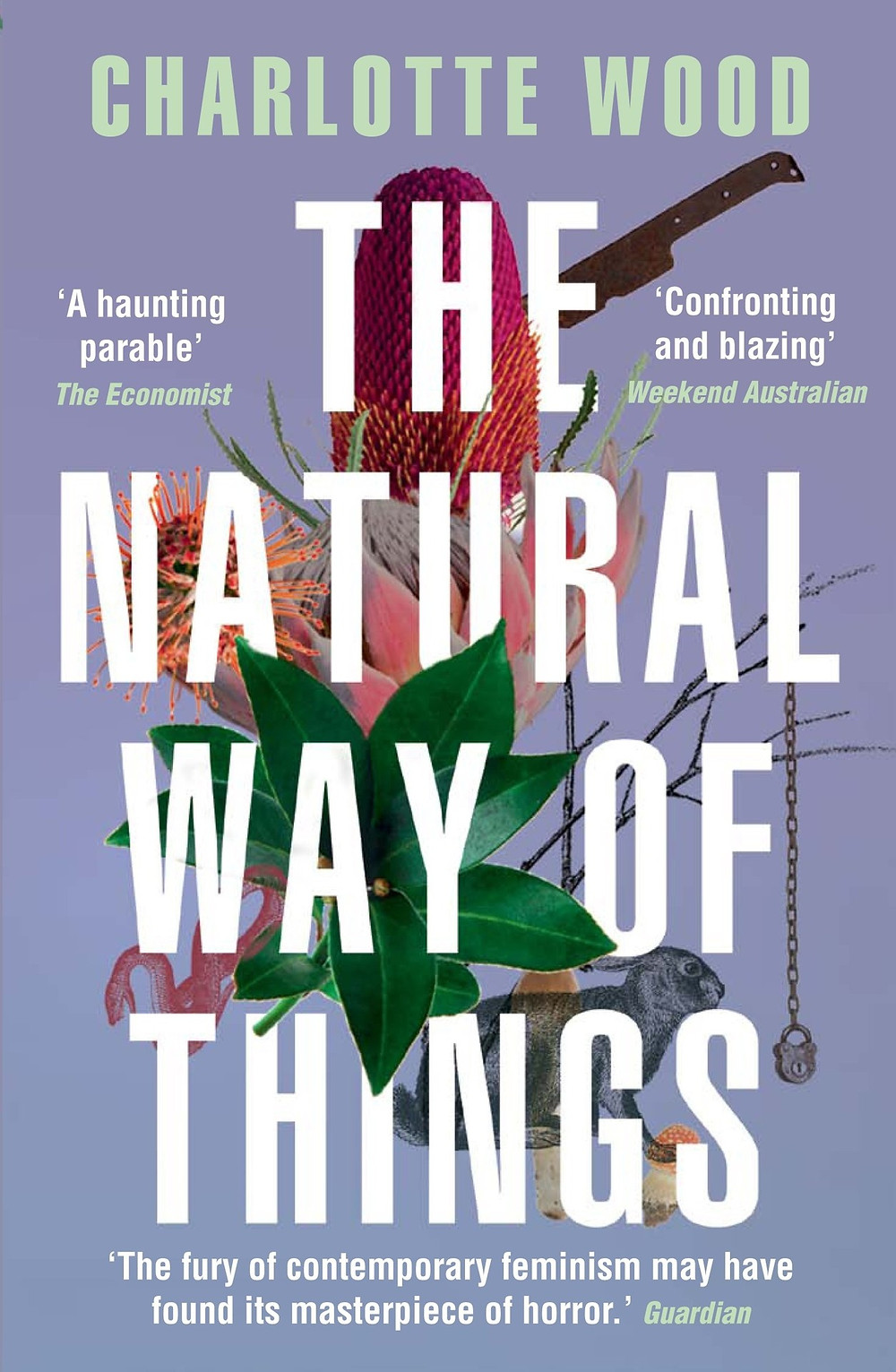 The Natural Way of Things by Charlotte Wood : the book slut book reviews thebookslut