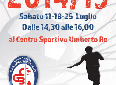OPEN DAY 2014/15: