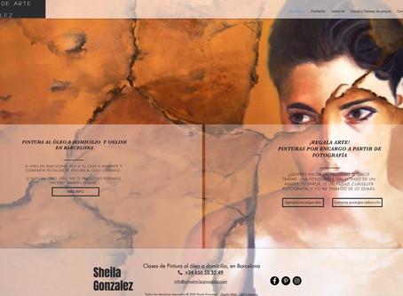 Página Web de tu proyecto ¡Un buen regalo!