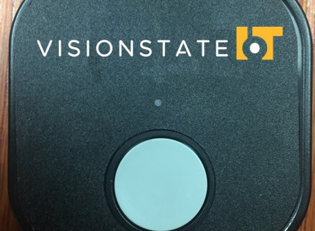 Visionstate Introduces WANDA QuickTouch, an Internet-of-Things Button Device