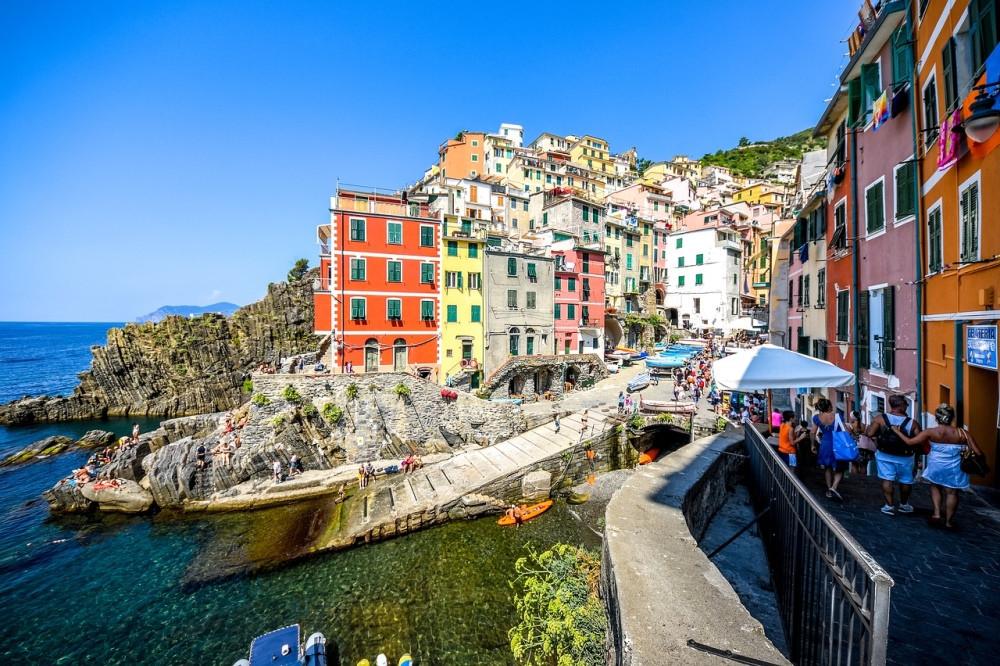 5 Terres italie