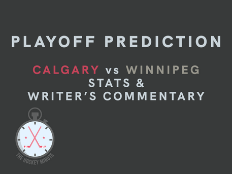 Calgary Flames vs Winnipeg Jets Preview