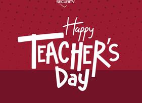 Happy Teacher's Day 2020