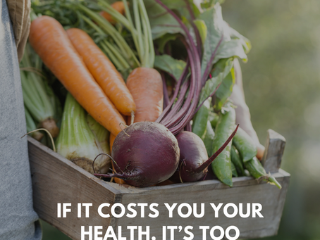 Nourish: Your Immune System, Thyroid and Hormones