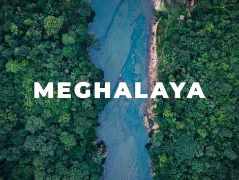 Scotland of the East : Meghalaya